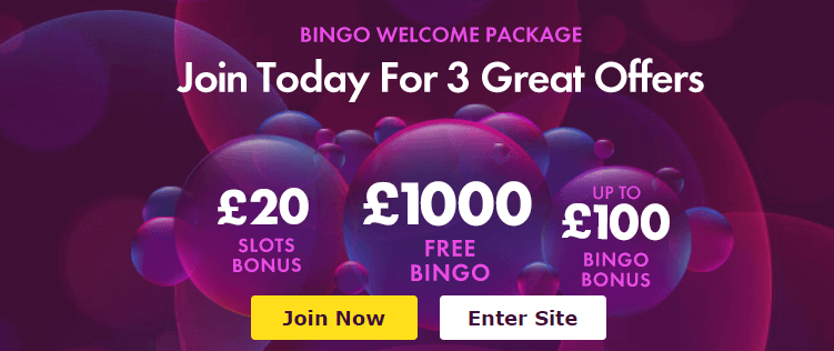 The Bet365 Bingo Bonus provides you with a 200% Bingo Bonus up to £100.