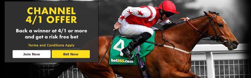 £50 risk free bet offer
