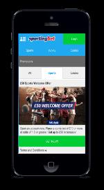 sportingbet mobile application
