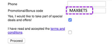 Vonbets bonus code