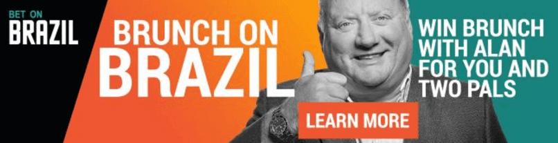 Bet on Brazil bonus code