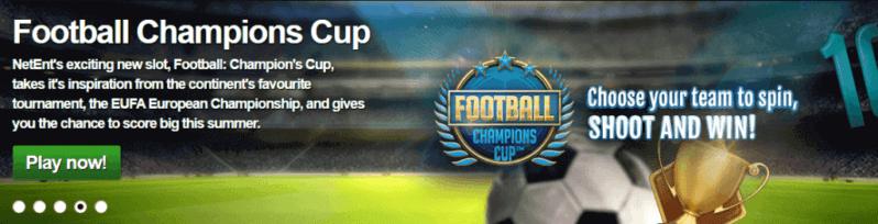 Energybet champions cup