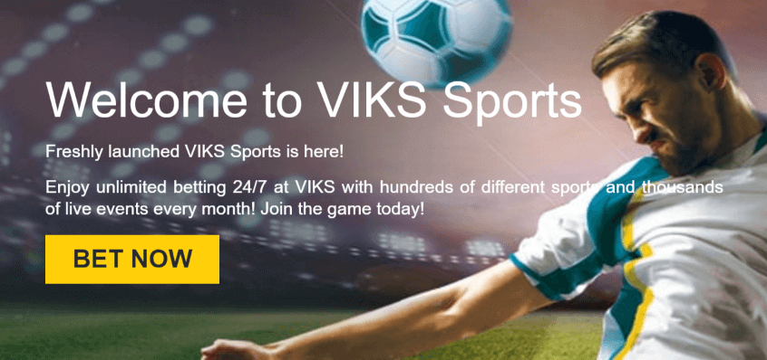 Welcome to Viks sports