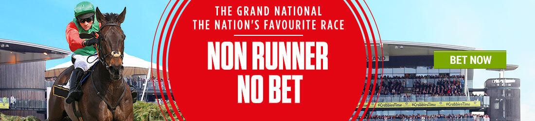 ladbrokes no runner grand national