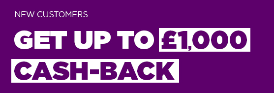 Betdaq promotions code - Up to £1000 Cash Back