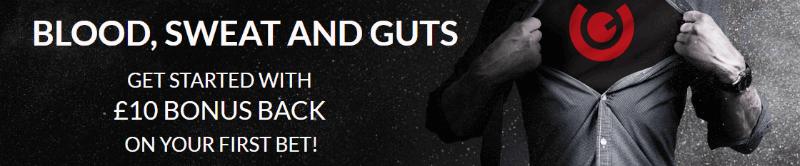 guts bonus