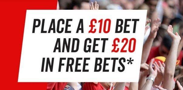 Virgin Bet Welcome Bonus
