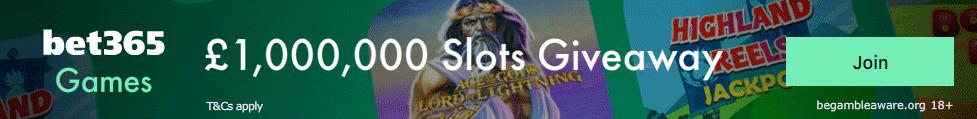 bet365 games giveaway bonus code