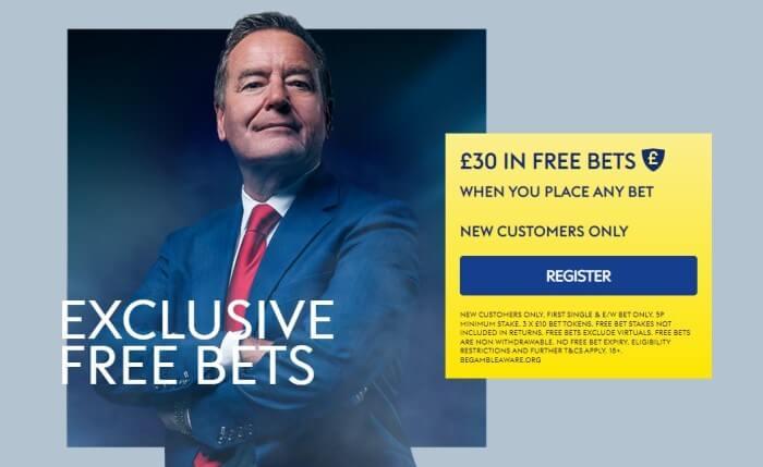 Sky Bet Sign Up Offer