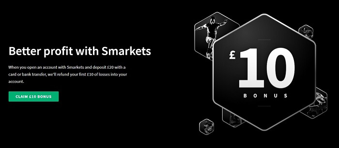 Smarkets Promotional Code