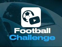 football welcome challenge