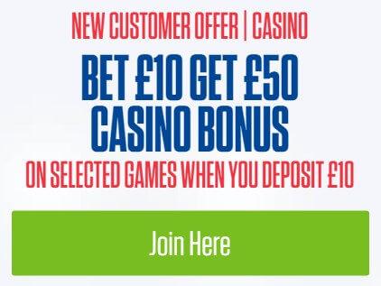 coral casino new customer offer
