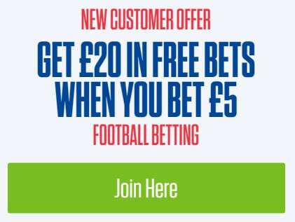 coral sports new customer offer