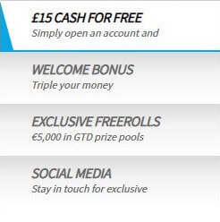 Earn all 3 welcome and deposit offers from netbet